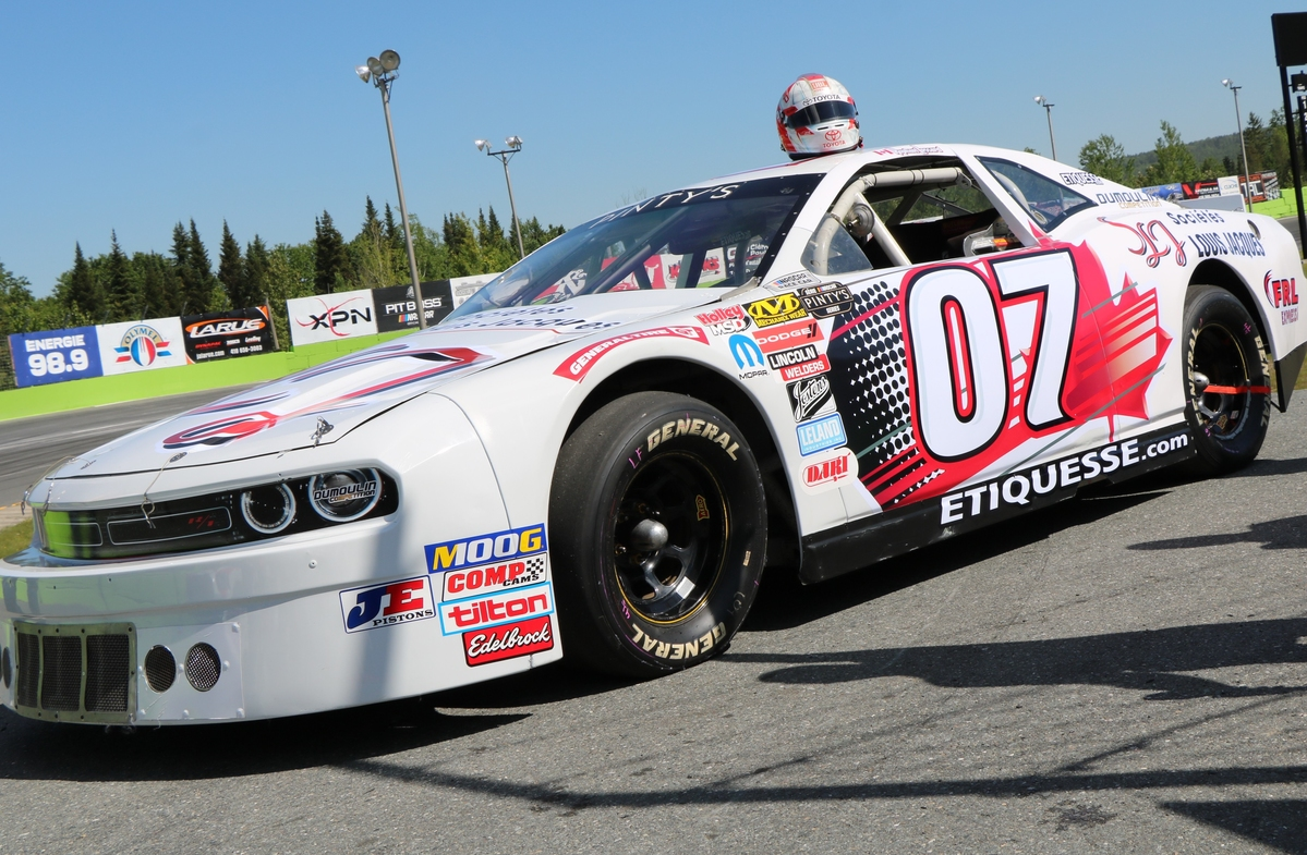DOUBLE HEADER FOR RAPHAEL LESSARD AT THE AUTODROME CHAUDIERE